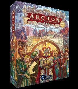Promo Item for Archon: Glory & Machination