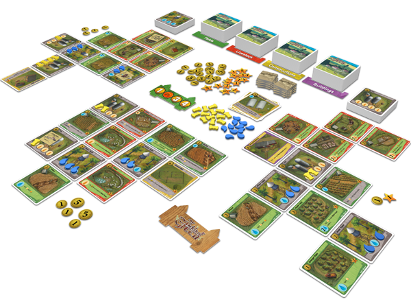 FIELDS GAME IN PROGRESS