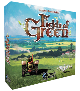 Promo Item for Fields of Green