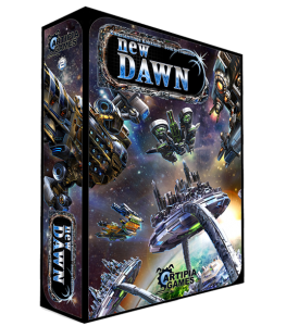 Expansion for New Dawn