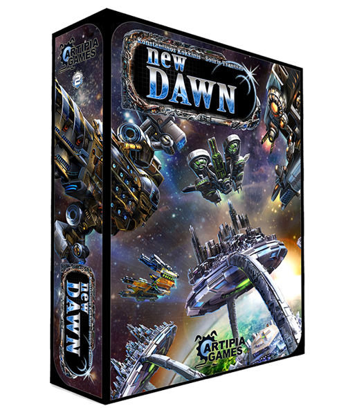 NEW DAWN BOX