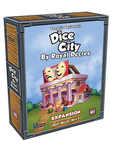 DICE CITY ROYAL DECREE