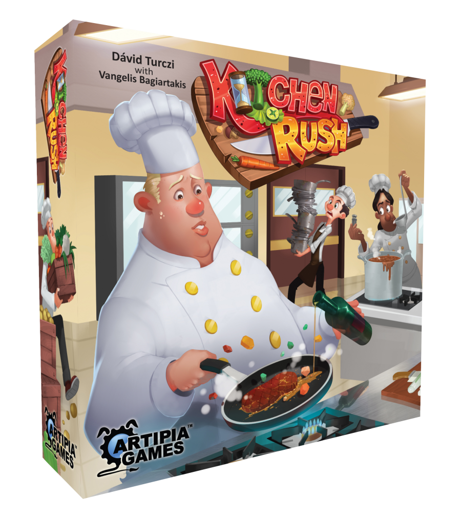Expansion for Kitchen Rush