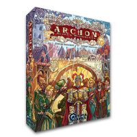 Expansion for Archon: Glory & Machination